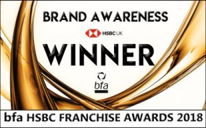 Brand awareness winner