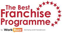 The best franchisees program award